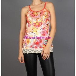 tshirt top 101 idees 337VRA very cheap
