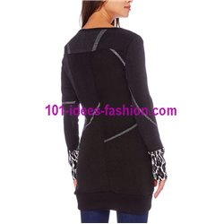 dress tunic butterfly winter 101 idées 527IN paris french