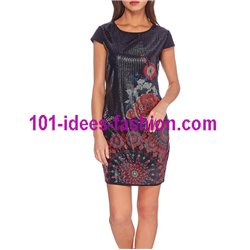 dress tunic sequins 101 idées 256W
