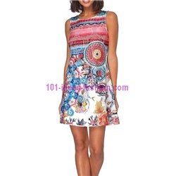boho chic dress tunic summer 101 idées 169VRA clothes for women