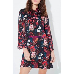 buy now tunic floral boho chic 101 idées 3610Z clothes for women