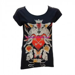 tshirt top summer brand 101 idees 8288pr
