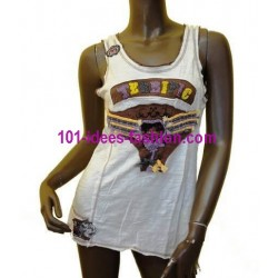 camiseta top verano marca Viviane fashion 241a
