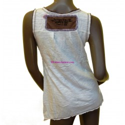 tshirt top summer brand Viviane fashion 241a spanish style
