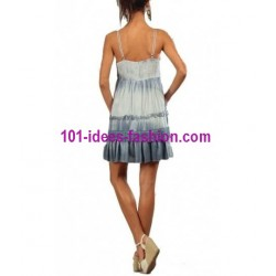 tunic dress summer brand For Her 612050 100% rayon very cheap