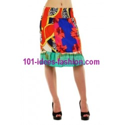 gonna leggings shorts 101 idées 8901 marca simile desigual