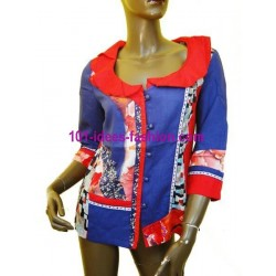 jacket spring label fashion ALEXO 102040V shop europe