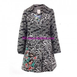 coat print winter DY DESIGN 1607 shop europe