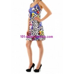 tunic dress summer brand 101 idées 8863 shop europe