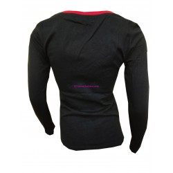 t-shirts tops chemises hiver marque 101 idees 8361 soldes ligne