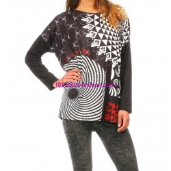 t-shirts tops blouses winter brand 101 idees 278 IN