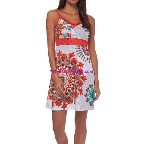 tunic dress summer brand 101 idees 519BRVRA boutique clothing