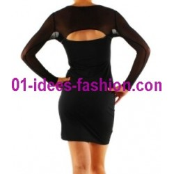 vestidos tunicas invierno marca 101 idees 9002 outlet moda