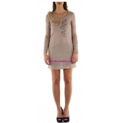 vestidos tunicas invierno marca 101 idees 3002 outlet moda