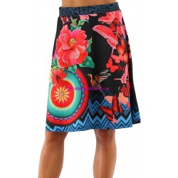 buy skirt print floral 101 idees 291PVRA online