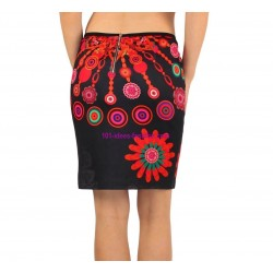 skirt print winter 101 idees 077IN boutique clothing