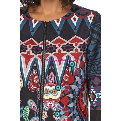 chaquetas antelina 101 IDEES 115CAS ropa boho chic online